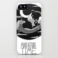 Adventure Time iPhone & iPod Case by Anna J
