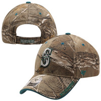 Seattle Mariners '47 Brand Frost Adjustable Hat – Realtree Camo