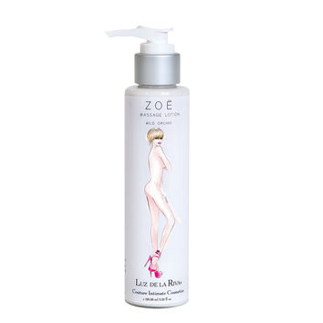Zoe Massage Lotion 3.58 oz.