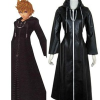 Anime  Kingdom  Hearts  Organization  Cosplay  Costume
