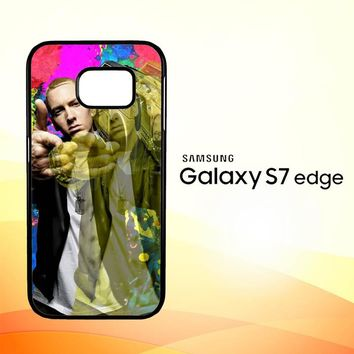 eminem L0331 Samsung Galaxy S7 Edge Case