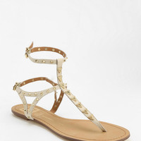 Dolce Vita X Vanessa Mooney Atara Ankle-Wrap Sandal - Urban Outfitters