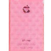 Pink Diamond Gel Rubber Case for iPhone 5 & 5s