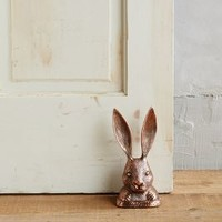 Rabbit Ears Doorstop by Anthropologie
