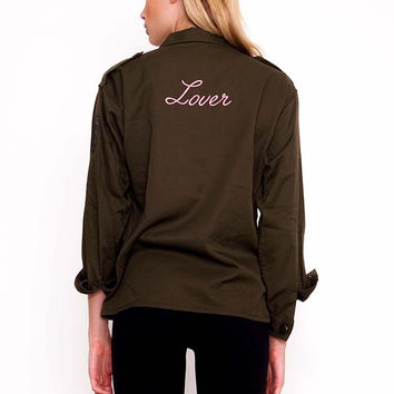 Lover Army Jacket