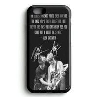 All Time Low Quotes Friend iPhone 4s iphone 5s iphone 5c iphone 6 Plus Case | iPod Touch 4 iPod Touch 5 Case