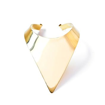 Pectoral Collar Necklace