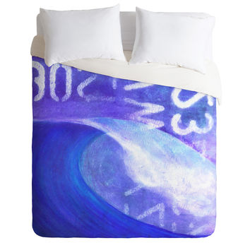 Sophia Buddenhagen The Wave Duvet Cover