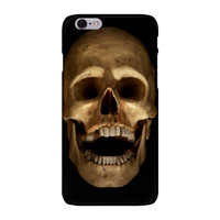 Grinning Skull iPhone 6 ColorStrong Slim-Pro Case - Cherishables
