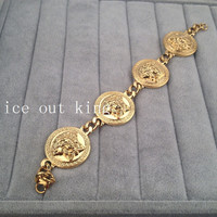Stylish New Arrival Hot Sale Shiny Great Deal Awesome Gift Hip-hop Accessory Fashion Bracelet [6542739459]