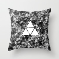 Prevent Throw Pillow by ProfileDesign