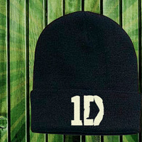 one direction 1d winter beanie one size fits all
