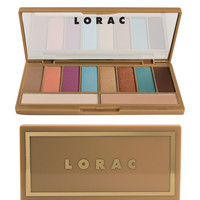 LORAC SummerGLO Eye Shadow Palette - 10 Matte & Shimmer Eyeshadows