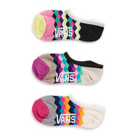 Diamond Back Canoodles 3 Pair Pack | Shop at Vans