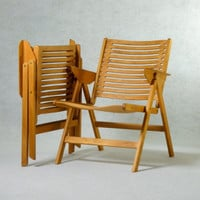 Folding Chair from the 1970s