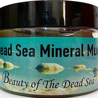 Dead Sea Mud Best Mineral Mud Mask for Body & Face. Can You Go to the Dead Sea Now? We Brought You the Best Mineral Mud with Over 25 Minerals. Give Your Skin & Body the Best Natural Treatment Available. Great size: 14.11 oz. 400 gr. reusable plastic jar.