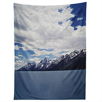 Leah Flores Grand Tetons X Colter Bay Tapestry