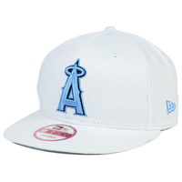 Los Angeles Angels of Anaheim MLB Legend Blue Hook 9FIFTY Snapback Cap