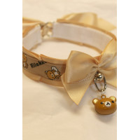 Rilakkuma Collar - Kitten's Playpen
