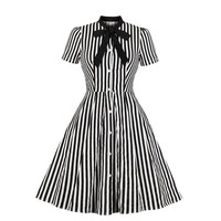 The Beetlejuice Dress