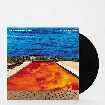 The Red Hot Chili Peppers - Californication 2XLP