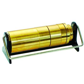 Deluxe Slotted Weight Set of 8, Brass