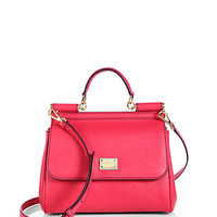 Dolce & Gabbana - Miss Sicily Medium Satchel