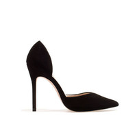 HIGH HEEL VAMP SHOE - High - heels - Shoes - Woman | ZARA United States
