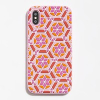 Kaleidoscopic Rubber Case