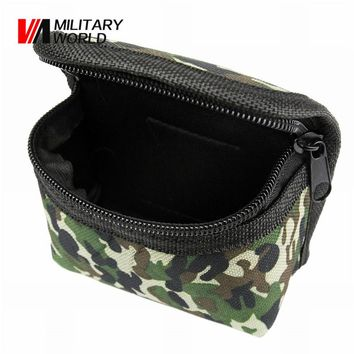 Airsoft Tactical Magazine Pouch Outdoor Shooting Hunting Medical Tool Utility Bag Camping Cycling Key Camera Light Belt Bag