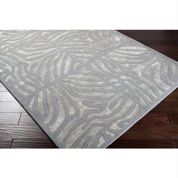 Area Rug - 5' X 8' - Color Includes Dove Gray