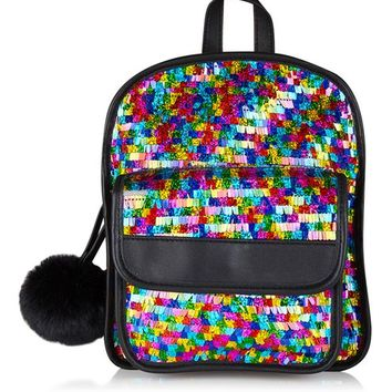 **Sequin Backpack by Skinnydip - New In