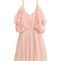 H&M Chiffon Dress $34.99