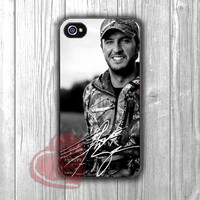 Luke Bryan Signature - fzd for iPhone 4/4S/5/5S/5C/6/ 6+,samsung S3/S4/S5,samsung note 3/4