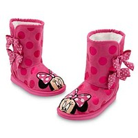 Minnie Mouse Boots for Girls | Disney Store