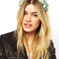 Rock 'N Rose Clara Crown Headband