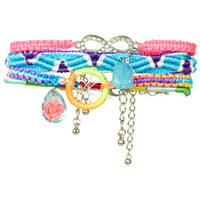 Dream Catcher Bracelet Set - Multi