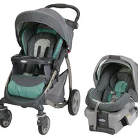 Graco Stylus Classic Connect LX Travel System, Winslet (Discontinued by Manufacturer)