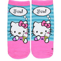 Hello Kitty Ankle Socks
