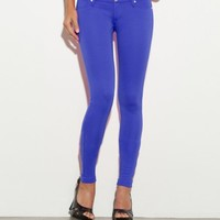G by GUESS Women's Jessie Knit Skinny Pants