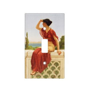 The Signal Godward Art Painting Switch Cover Light Switch Plates