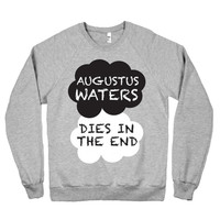 AUGUSTUS WATERS SWEATSHIRT - PREORDER