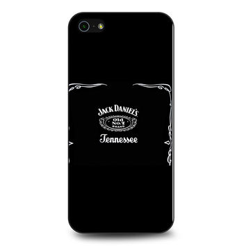Jack Daniels Tennessee Whiskey iPhone 5 | 5S Case