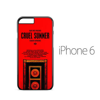 Kanye West Cruel Summer iPhone 6 Case