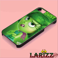 "inside out disney pixar for iphone 4/4s/5/5s/5c/6/6+, Samsung S3/S4/S5/S6, iPad 2/3/4/Air/Mini, iPod 4/5, Samsung Note 3/4 Case ""007"""