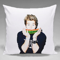 5 Seconds of Summer luke hemmings - Square and Regtagular Pillow Case One Side/Two Side.