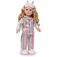 "My Life As 18"" Sleepover Host Doll, Blonde - Walmart.com"