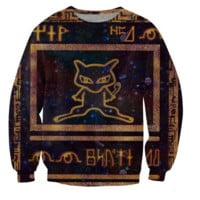 Ancient Mew Pokemon Sweatshirt