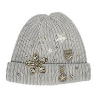 Milou Patches Beanie