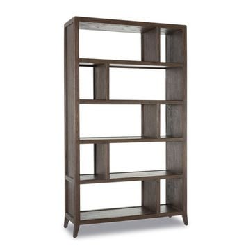 Brownstone Furniture Hudson Bookcase